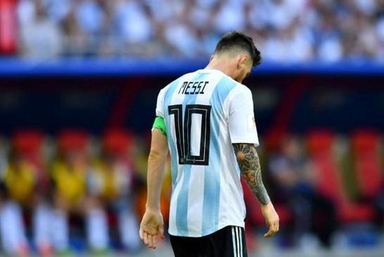 西媒曝梅西为何在国家队总失意 他从未真正融入 足协把他当摇钱树