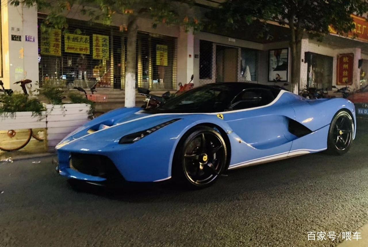 拉法卖了,曾是贾乃亮的,第4任车主接盘,价格超4000万