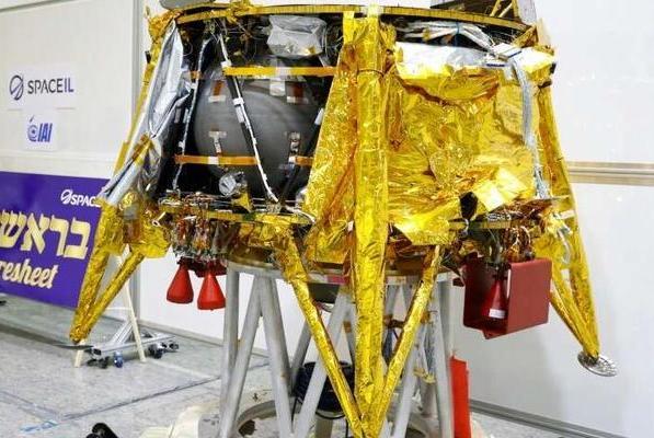"""中国嫦娥之后,以色列""""创世纪号""""探测器也将造访月球!"""