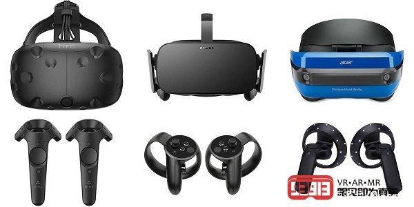 2018年PC VR用户数量在Steam平台翻了一番
