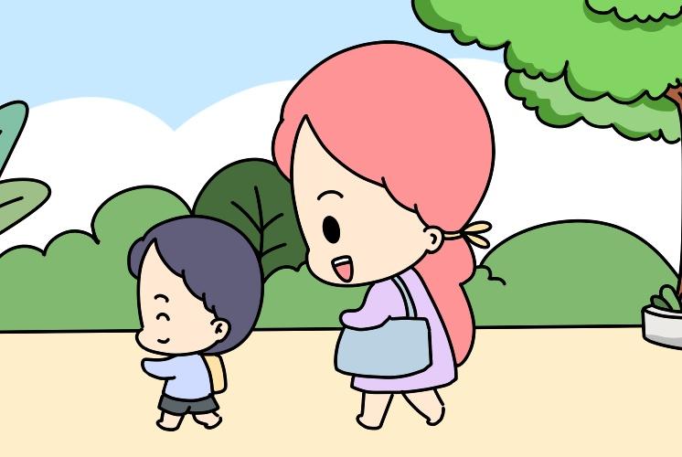 接孩子回家时,家长最不该问的4个问题,第三个问题影响孩子一生