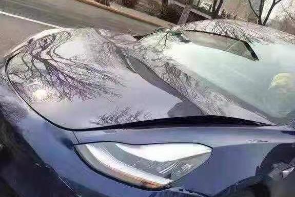 特斯拉model 3国内首撞引关注,却暴露出另一款车的严重隐患