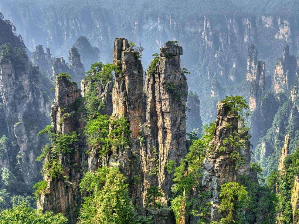 中国有哪些好玩的地方 中国十大旅游胜地排行