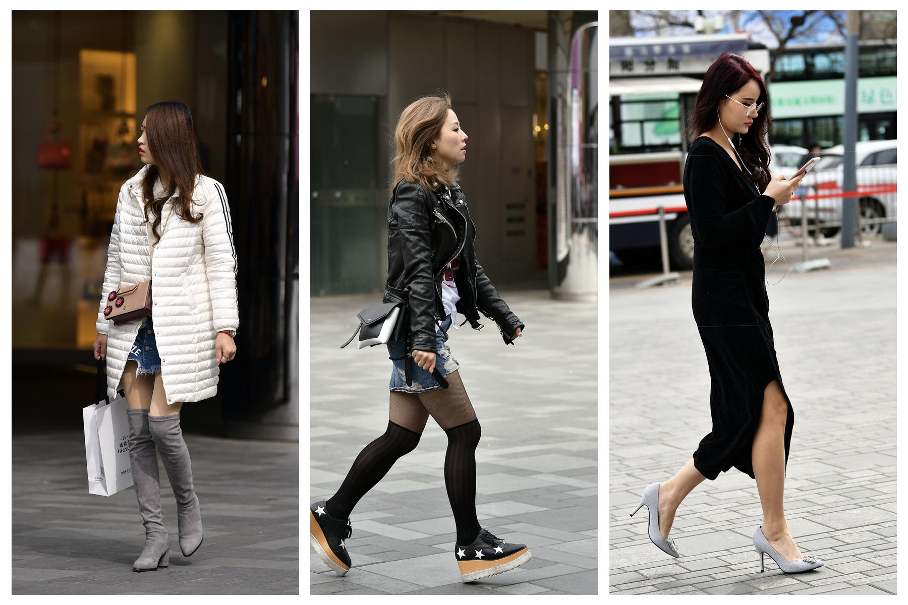春季潮人看时装,让你看懂却想不到的搭配
