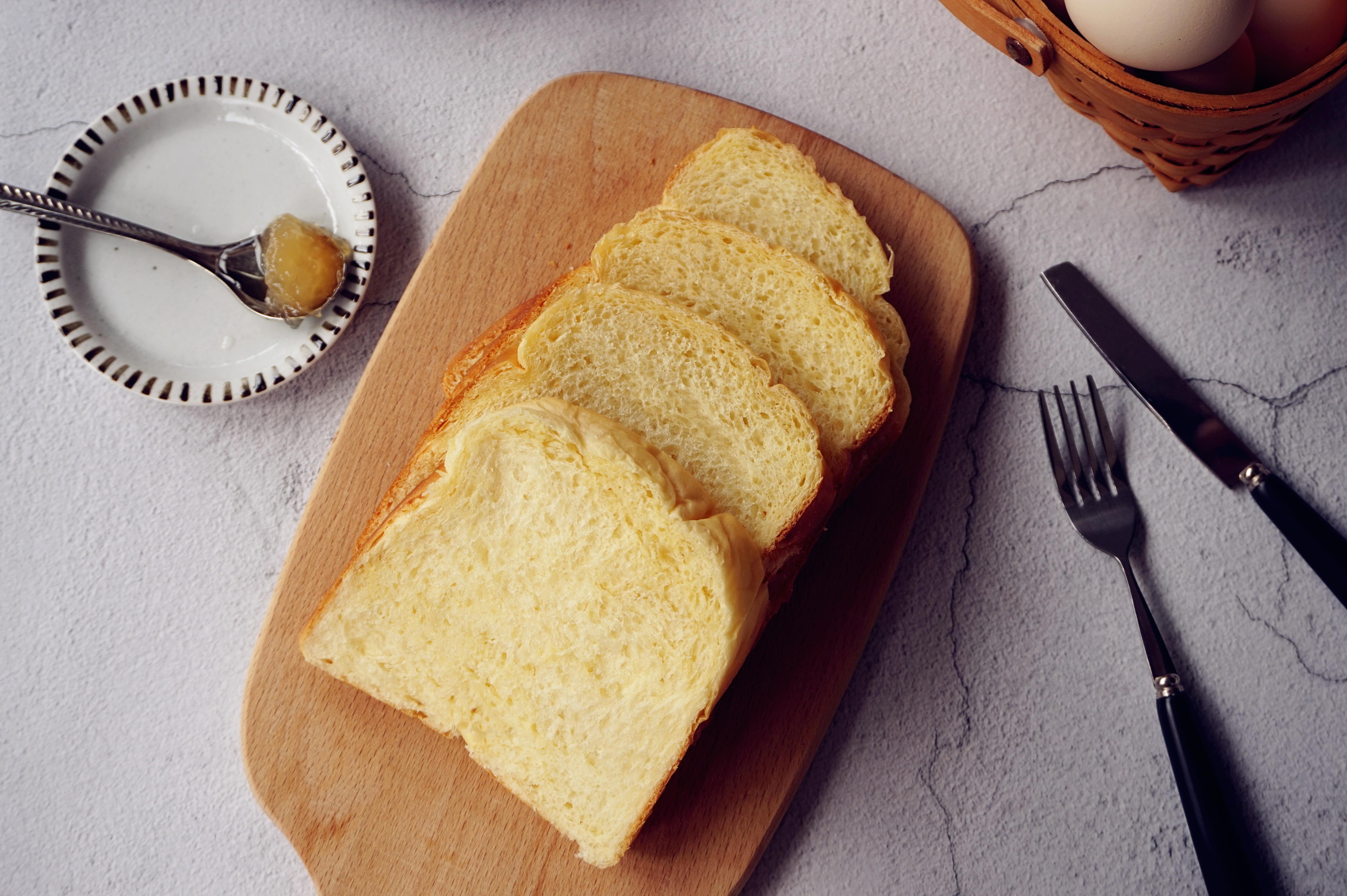 我用面包机就能做出营养面包,比买的还柔软