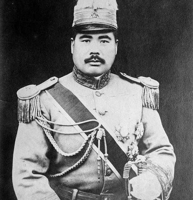冯玉祥将军的名字竟然是信口拈来的