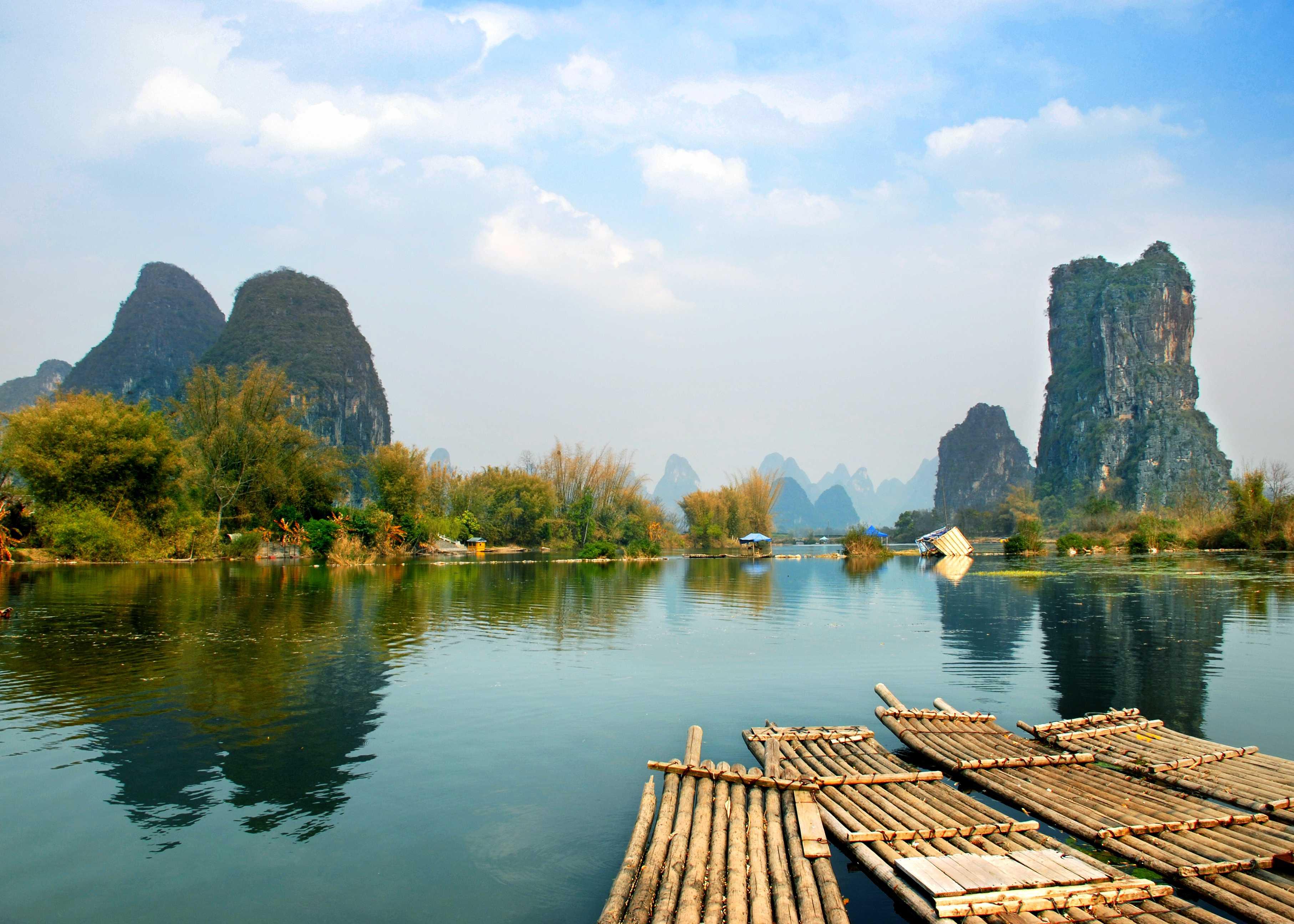 桂林最漂亮的八大景区,你去过吗?