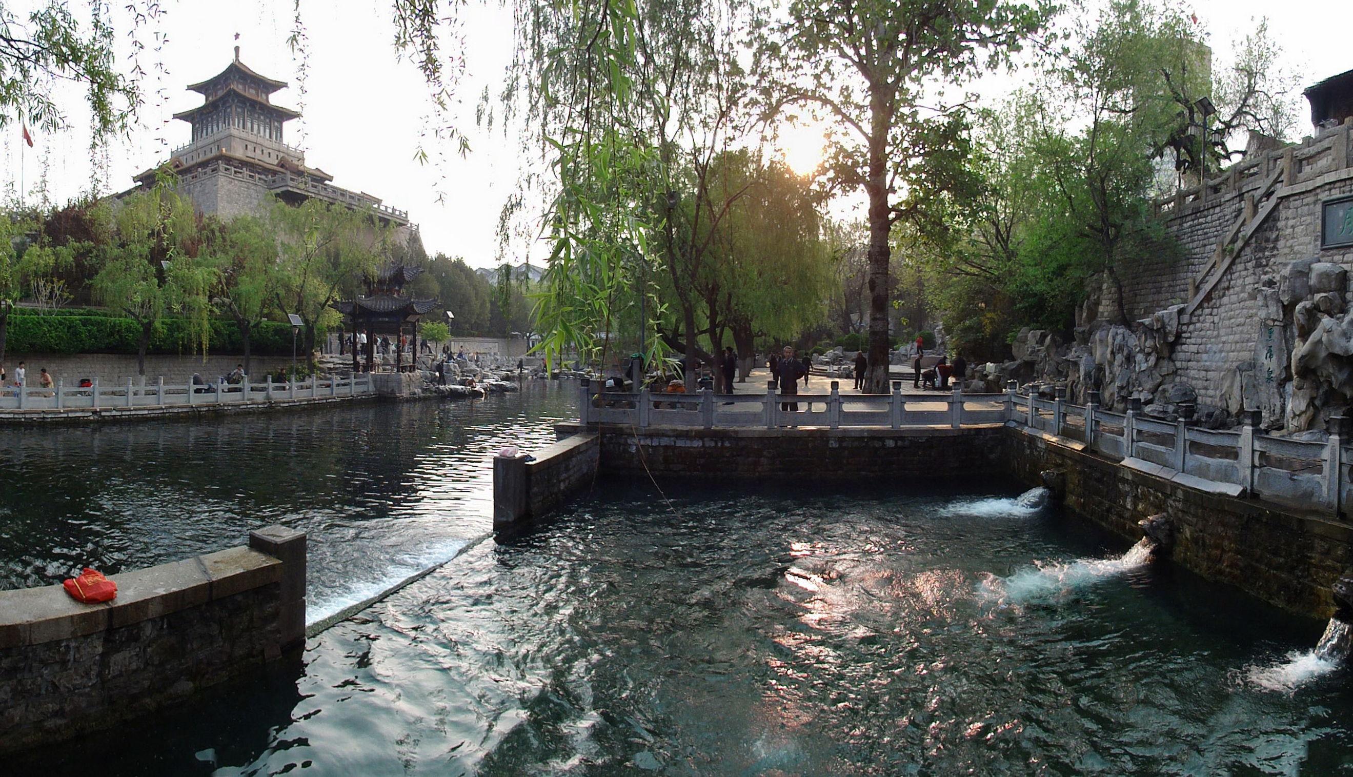 济南最美丽的八大风景区,你去过吗?