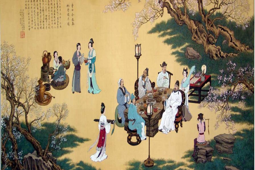 唐诗成语篇(七)——李白浮生若梦:春夜桃花,心安之处即是家