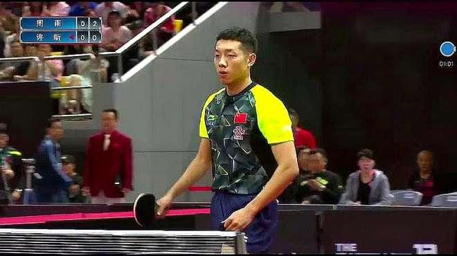 在乒乓球界,有一种难度叫中国!