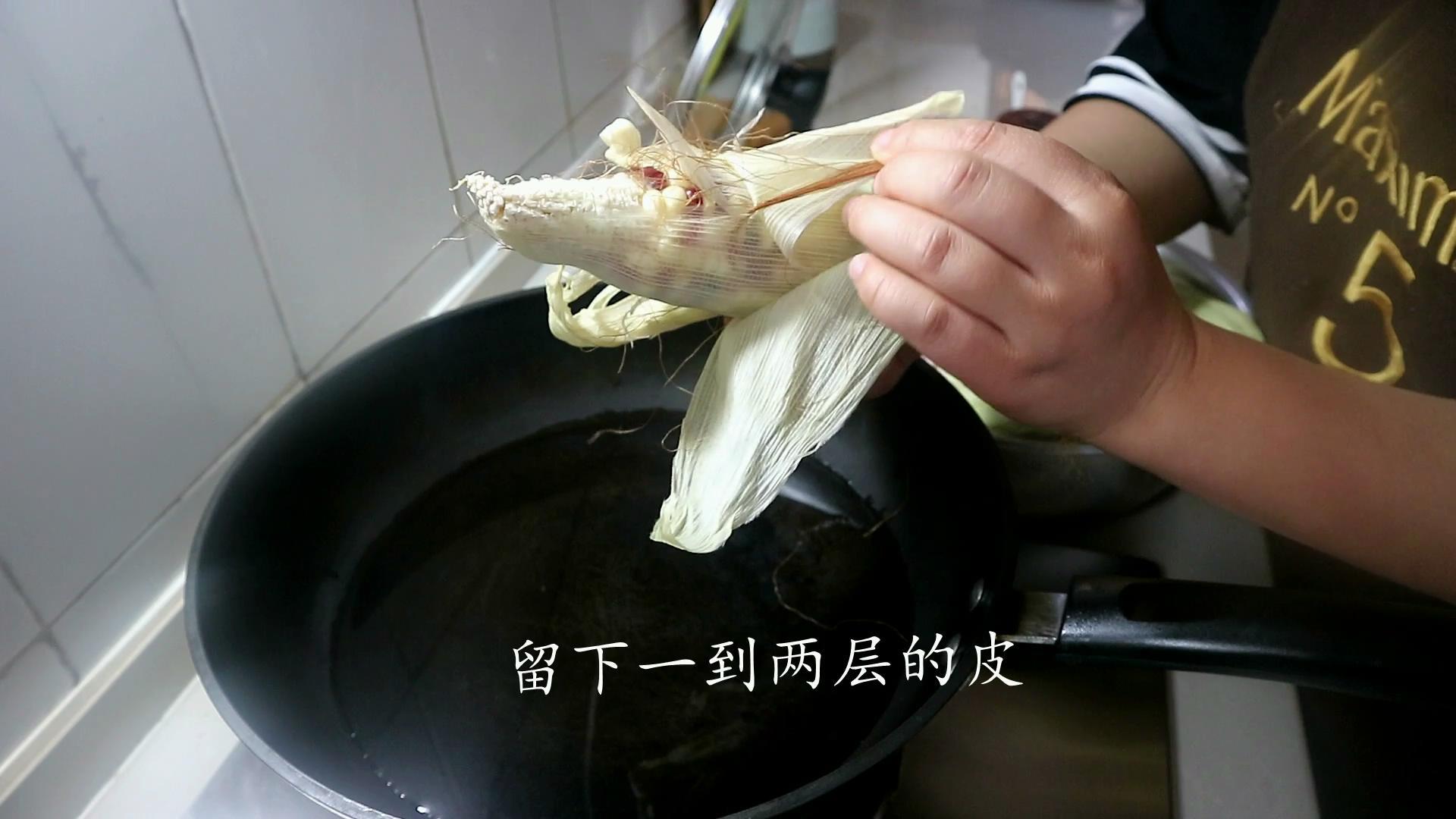 百分之九十的人只会把玉米煮熟,只有百分之十的人会把玉米煮香甜