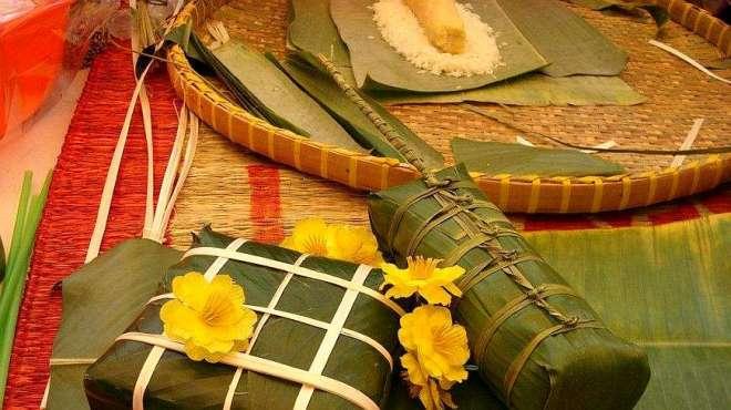 端午节四川55斤大粽子亮相 哪种粽子是你的菜
