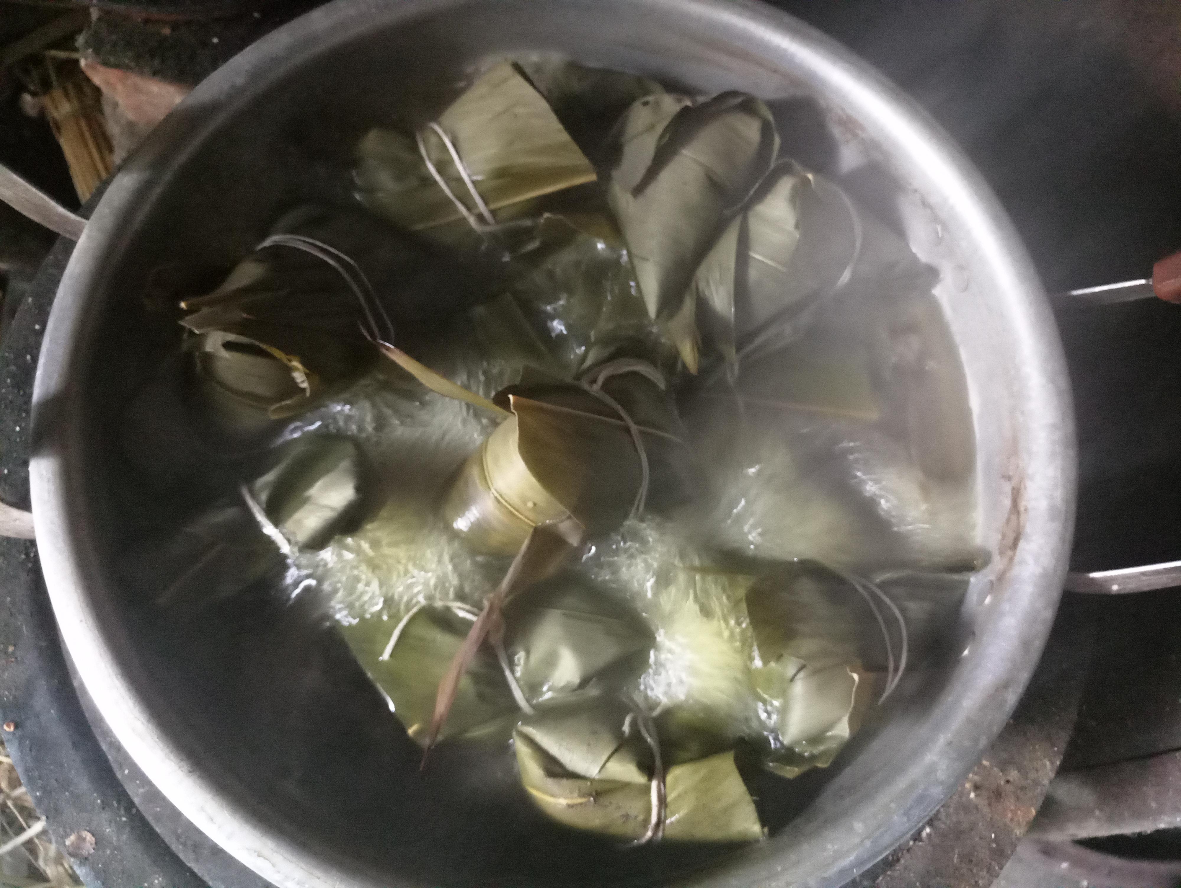 这样包粽子老少都爱吃,教你北方人怎样包粽子