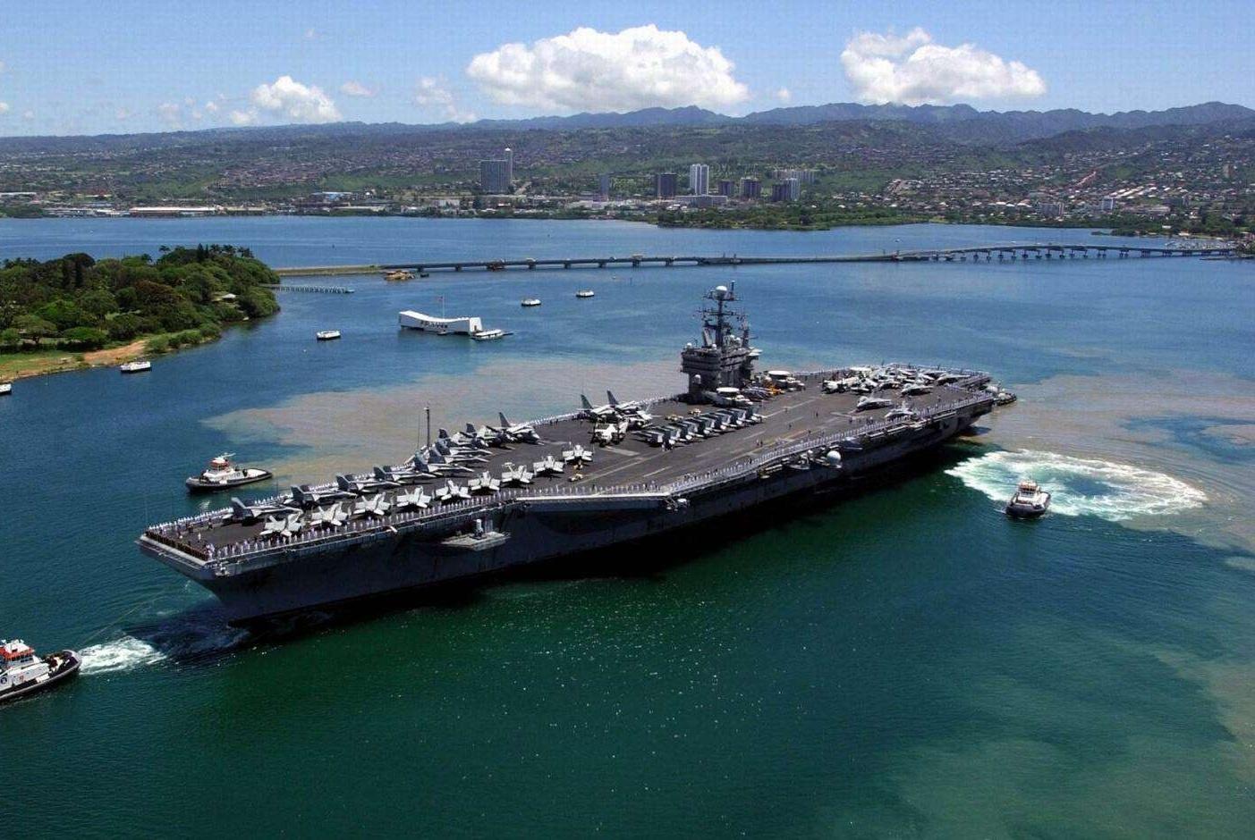 美国欠中国巨额债款,可造220艘航母!万一打仗不还怎么办?