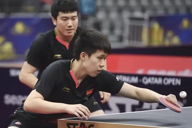 都怪奥运不设男双?卡塔尔公开赛中国男双全军覆没,无缘四强!