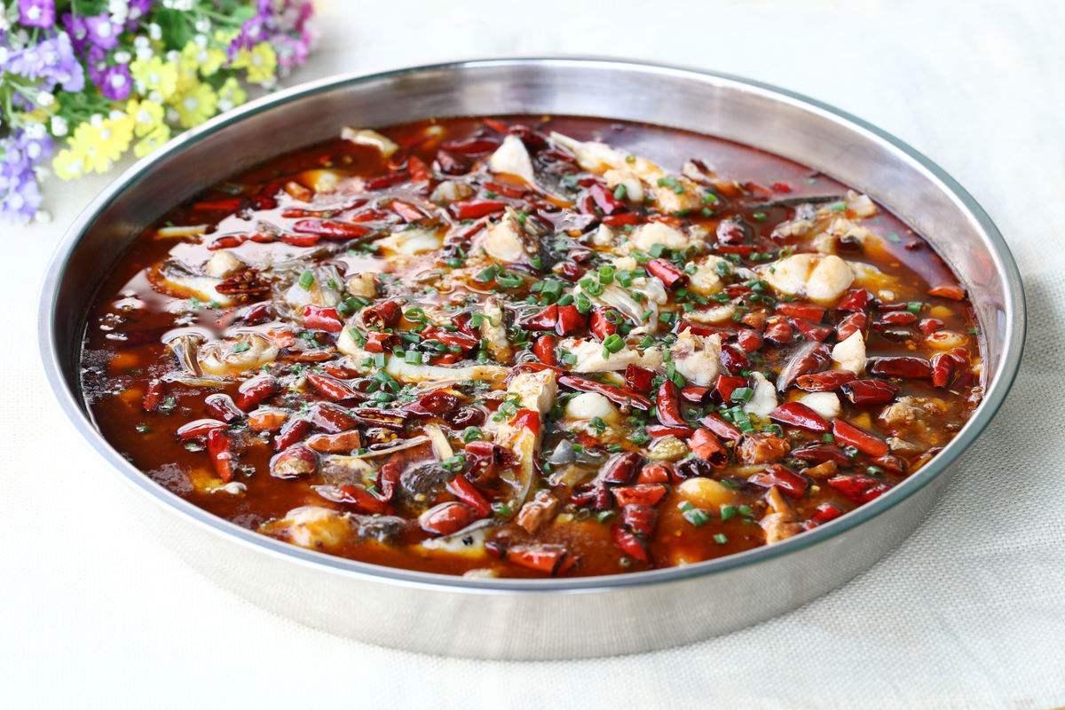 重庆江湖菜鼻祖:来凤鱼的做法揭秘,比一般的做法做的