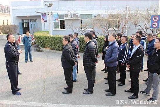 少见!京东组织员工参观看守所:感受在押人员失去自由的感觉