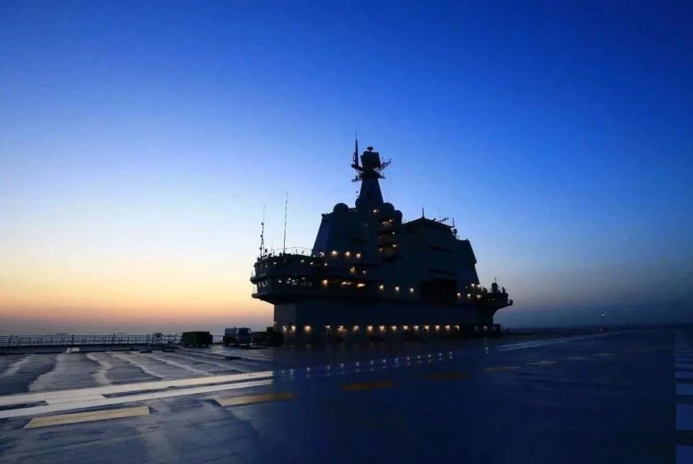 搞事情!4月底海军70周年纪念日有大动作
