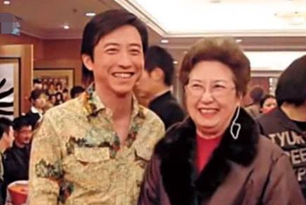 庾澄庆妈妈被曝婆媳关系不和,哈林无奈携妻外出租房