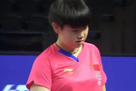 国乒小魔王连扳4局进4强!从资格赛突围,横扫日乒一姐,打4个4-0