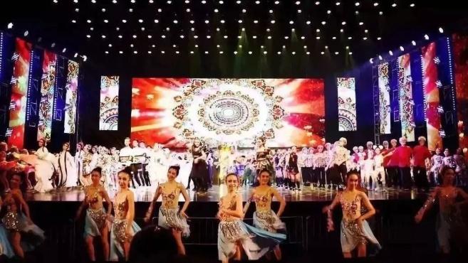 温州市第七届市民文化节开幕式邀您参演!用音乐表白祖国~