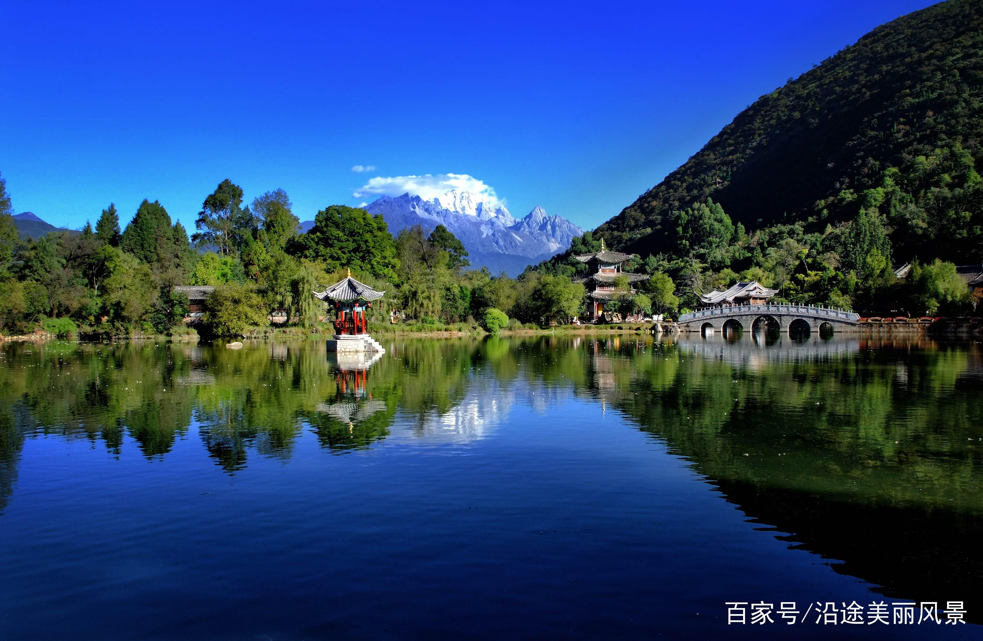 """麗江旅游,推薦6個""""不可錯過""""的旅游景點,你有去過嗎?"""