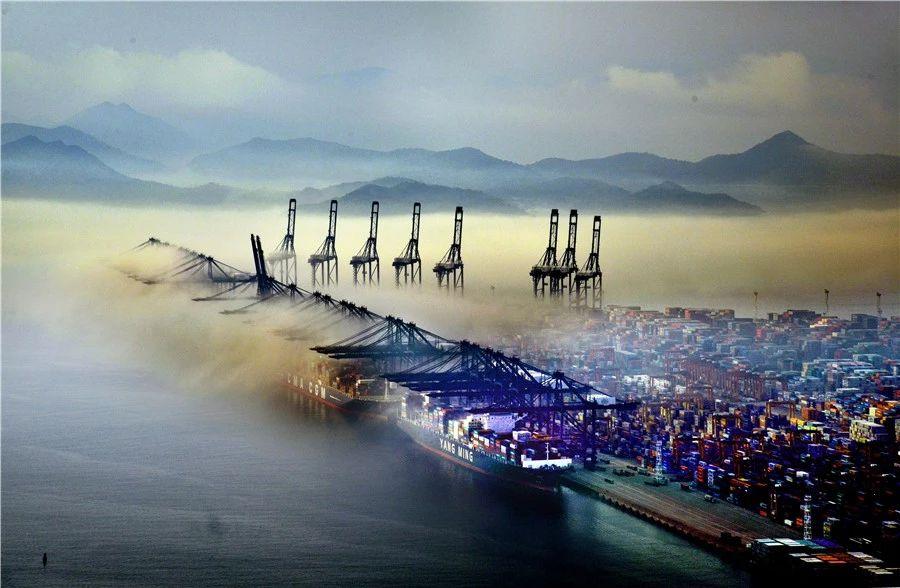 航运:深圳、惠州共推惠盐组合港,发改委回应中欧班列空箱问题