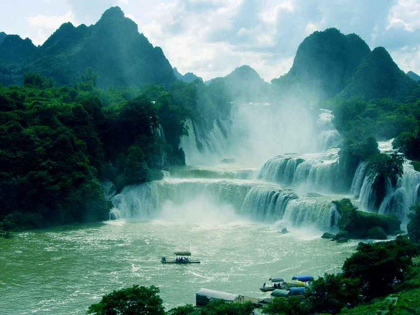 到广西旅游,别只知道去桂林了,还能去这几个地方哦!
