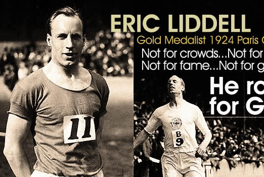 他是世界上跑得最快的人,一生眷恋中国:生于天津死于山东