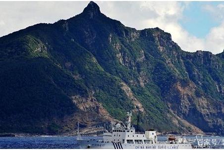 4艘舰艇驶入钓鱼岛海域常规巡航,日本没有理由说三道四
