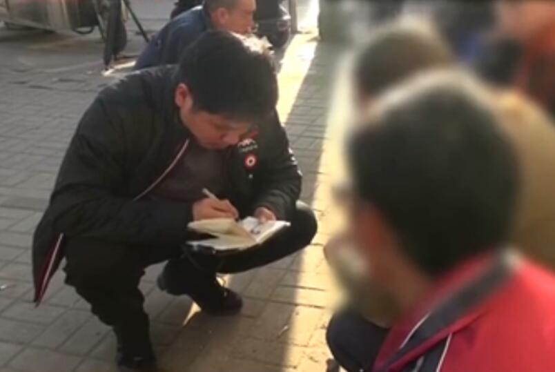 每天工作17小时只给吃清水白菜:大兴警方解救百名被骗农民工!