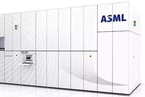 国产芯片迎来重大升级,国内多家厂商拿到ASML芯片光刻机