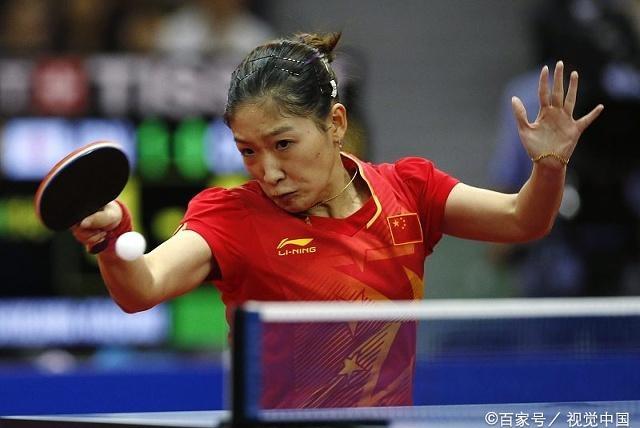 东京奥运国乒女队一人掉队,一人提前上岸,二老参赛存悬念