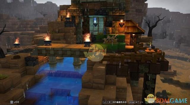 《勇者斗恶龙:建造者2》派对会场设计图获得方法介绍