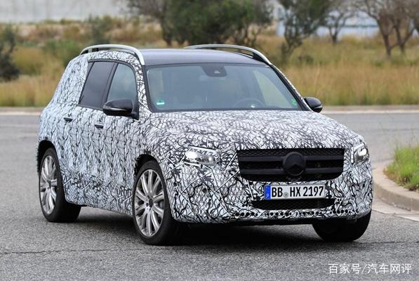 注意了!不是GL8而是GLB 奔驰全新SUV上海车展预首发