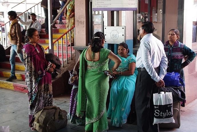 东亚人在印度生活时,会面临种族歧视吗?