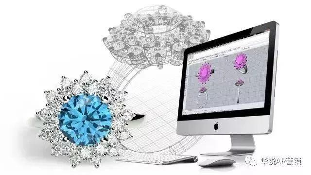 珠宝行业的AR试戴手艺运用计划 AR资讯 第2张
