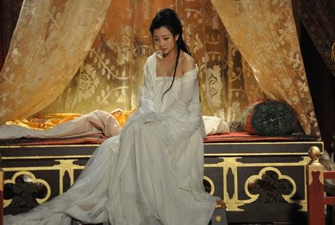 与武则天相差一步之遥的女人,私生活很乱,婚姻是硬伤