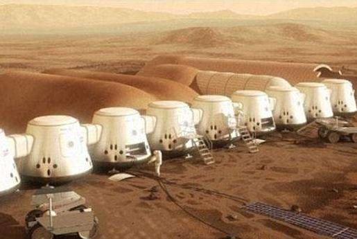 35亿年前的火星和现在的地球一样水草丰美?
