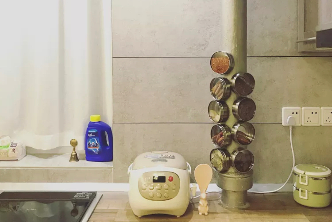 脑洞大开的10个厨房设计,不按套路出牌,却意外地解决居家痛点!