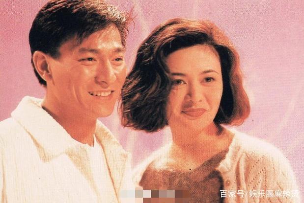"""刘德华关之琳20年前旧照曝光 当年郎才女貌组合 他们""""爱""""过吗?"""