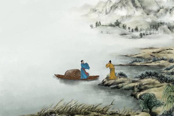 王昌龄与李白双双被贬,互赠对方一首千古名作,这一次李白输了!