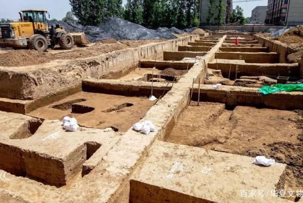 """洛阳铲挖出夏代遗址,出土""""真龙""""后,西方考古家:夏朝不存在"""