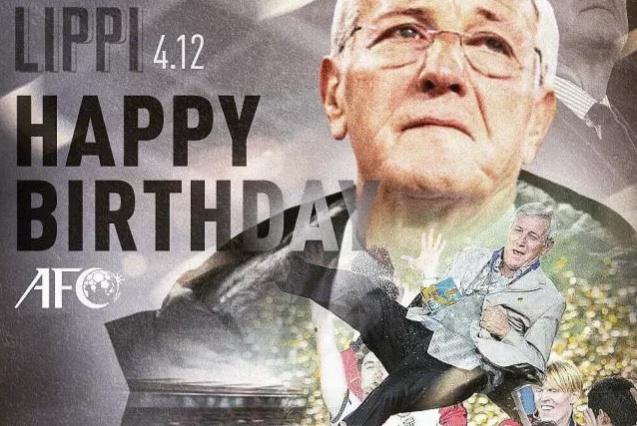 里皮71岁生日快乐!尤文和意大利的一代名帅,中国的1837天他毁了