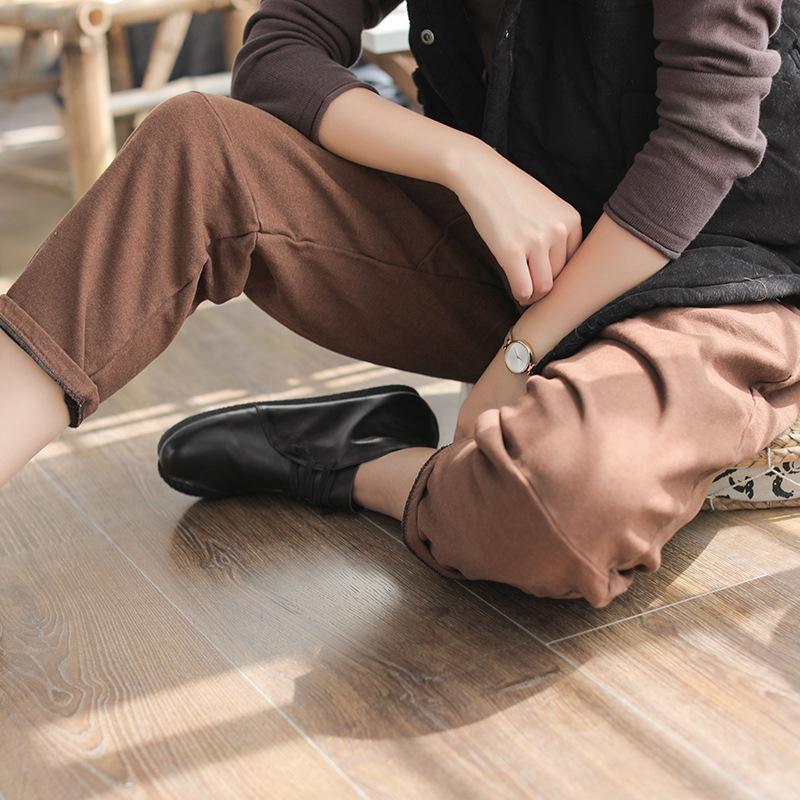 女人梦到自己穿棉裤