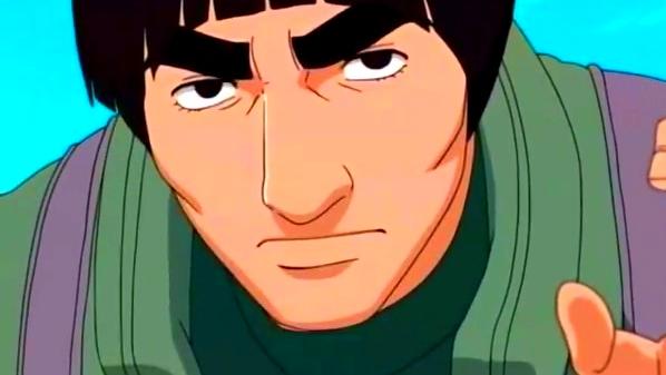 凯用双截棍对决鬼鲛,看得卡卡西的通灵兽直皱眉图片