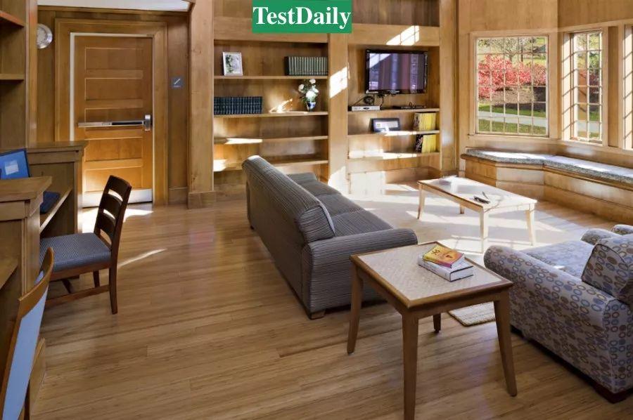 最豪华的大学宿舍看过来:天天住五星级酒店是什么感受?!