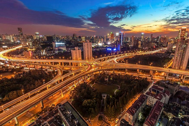 """中国""""最容易迷路""""的五大城市,一个像""""3D城市"""",一个却是它?"""