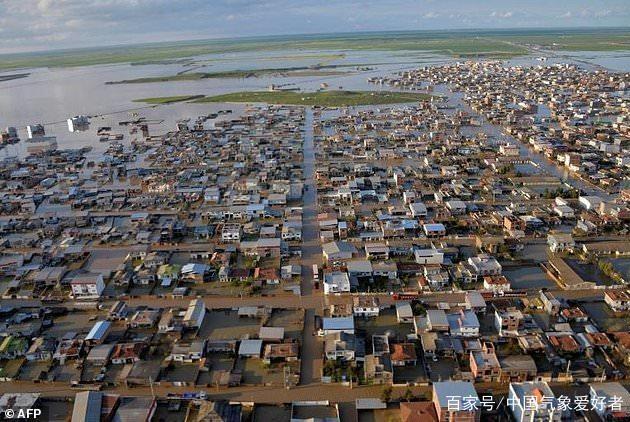 地球气候乱套!伊朗遭遇全国洪灾,除了厄尔尼诺还和这两个涛有关