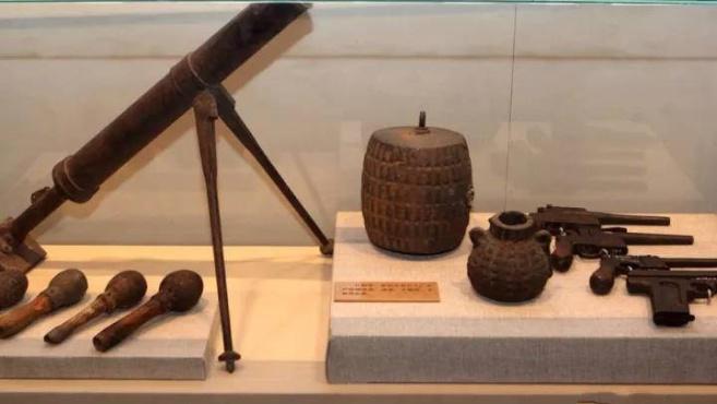 日军曾凭这款武器横行一时 后被八路仿制 竟比日军的更有威力!